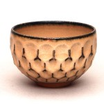 正倉院宝物白瑠璃碗写窯変茶