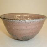 萩窯変茶碗