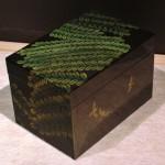 沈金茶箱「夏の香り」