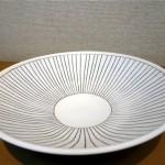 放射線紋鉢
