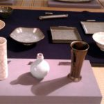 2016年7月 青瓷 -色と形の調和- 岡 重利 陶展