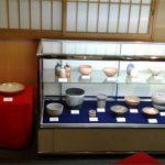 2017年2月 -萩焼- 吉野桃李 茶陶展